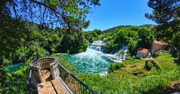Krka National Park excursion