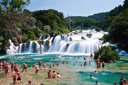 ENG National park KRKA